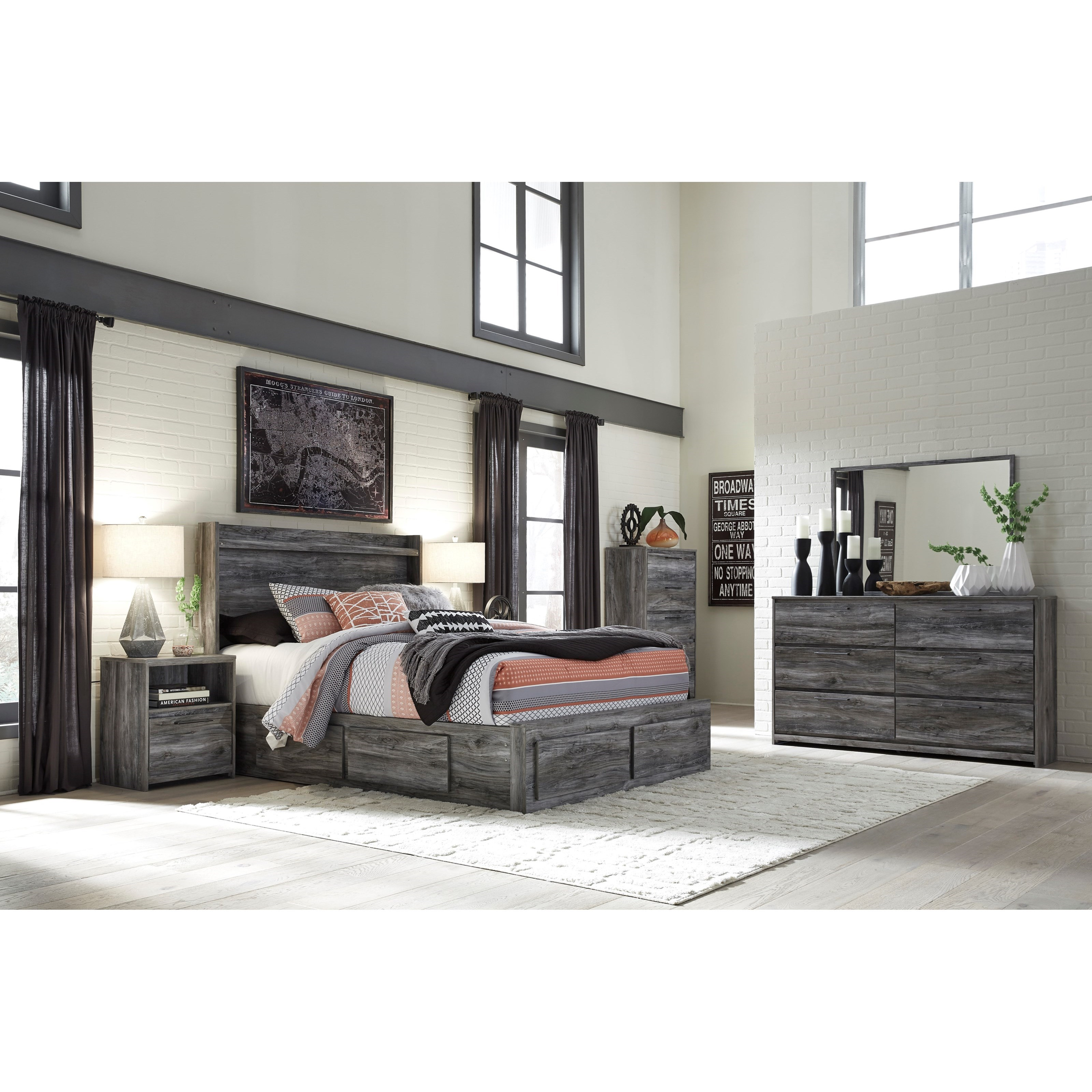 King Bedroom Group By Signature Design By Ashley