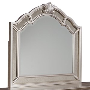 Bedroom Mirror with Mirror Panels