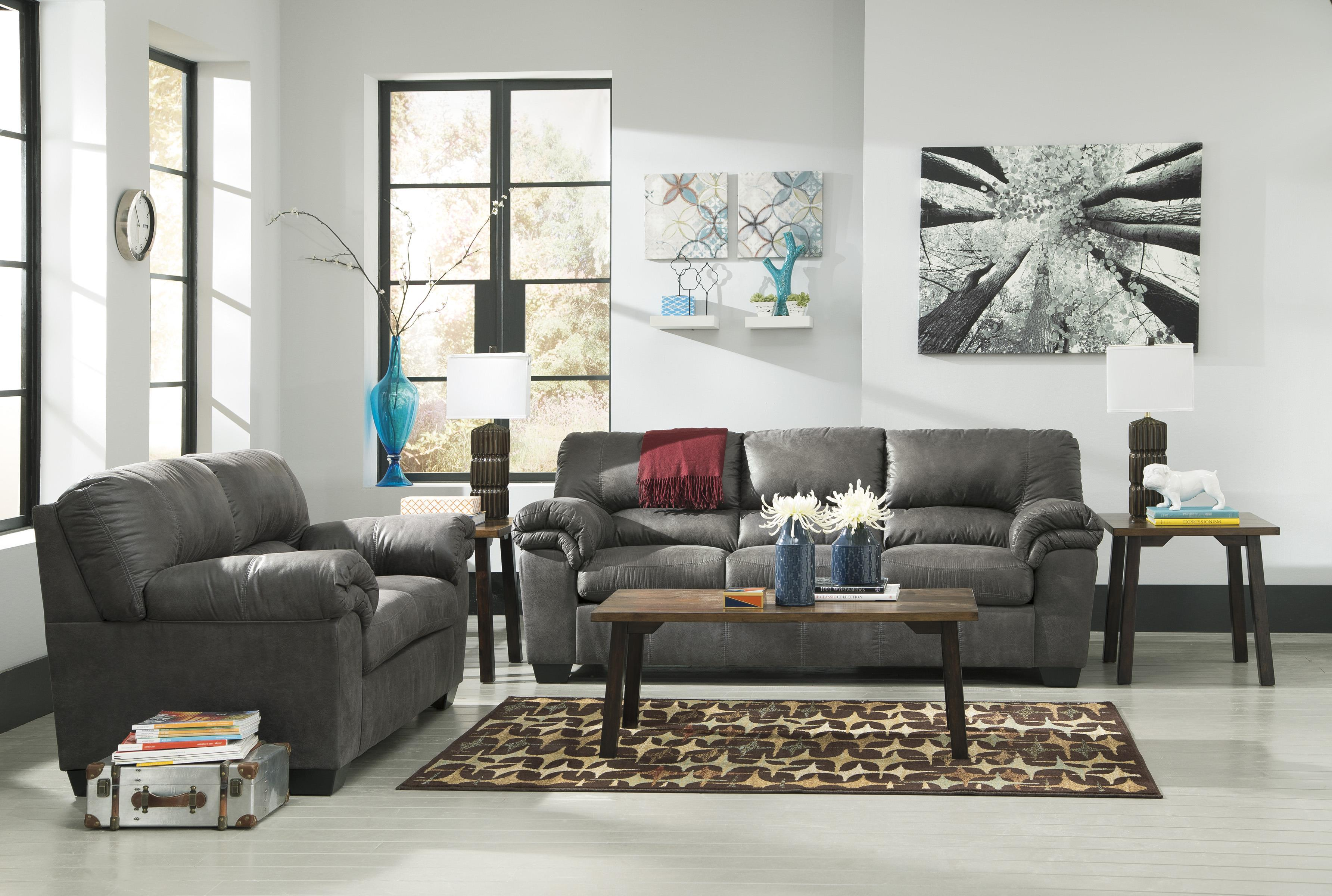 Casual Faux Leather Full Sofa Sleeper By Signature Design