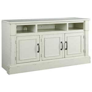 Relaxed Vintage TV Stand
