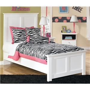 Signature Design by Ashley Bostwick Shoals Twin Panel Bed
