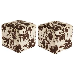 Signature Design by Ashley Bremer Accent Ottoman, Set of 2