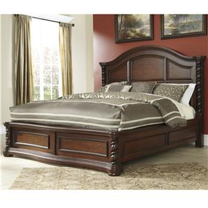 Signature Design by Ashley Furniture Brennville King Panel Bed