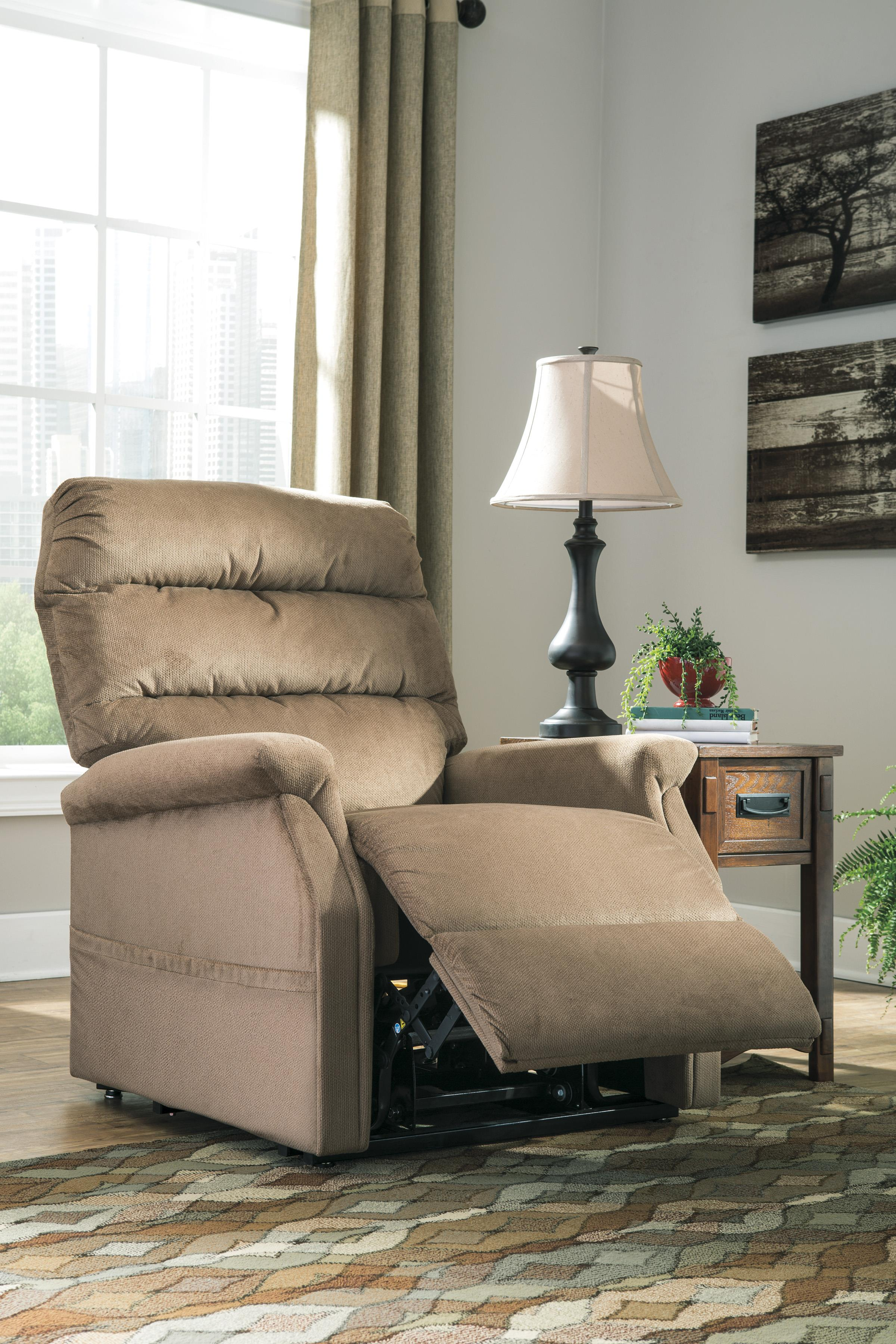 power lift recliner with remote control
