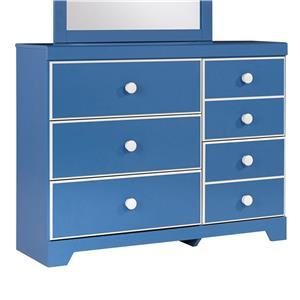 Contemporary 5-Drawer Dresser