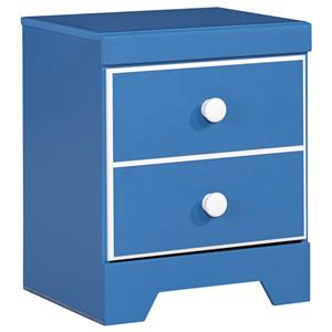 Signature Design by Ashley Bronilly One Drawer Night Stand