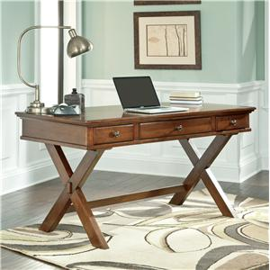 Signature Design by Ashley Furniture Burkesville Home Office Desk