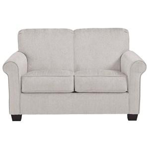 Twin Sleeper Sofa with Casual Style
