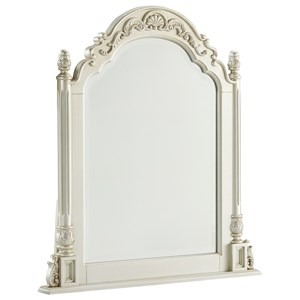 Traditional Vanity Mirror