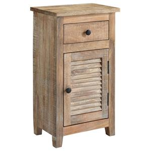 Signature Design by Ashley Charlowe Door Night Stand