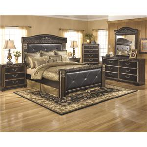 Signature Design by Ashley Coal Creek King Bedroom Group