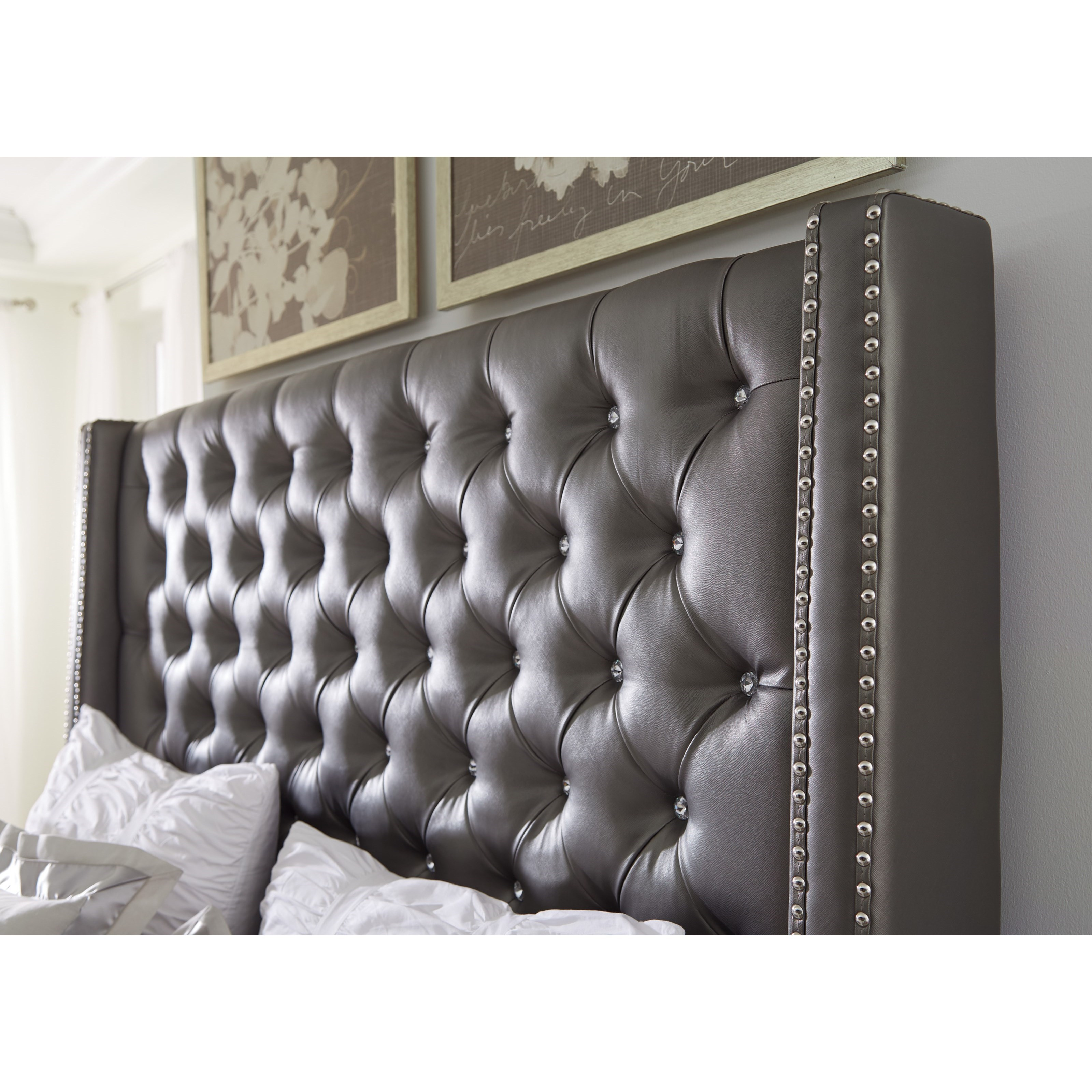 ideas plush beds wood frame picture tall tufted profile metal trend bedroom size sleigh without decoration and leather tan bed white head queen headboard full video home of cloth fabulous buy platform with on pattern frames padded unusual king upholstered decorative small low