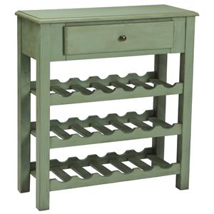 Signature Design by Ashley Cottage Accents Console