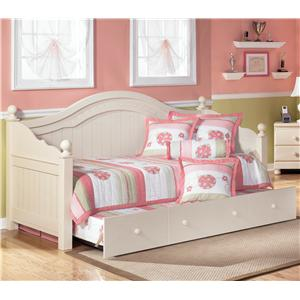 Signature Design by Ashley Furniture Cottage Retreat Day Bed with Trundle