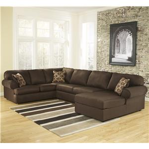 Signature Design by Ashley Cowan - Cafe RAF Corner Sectional
