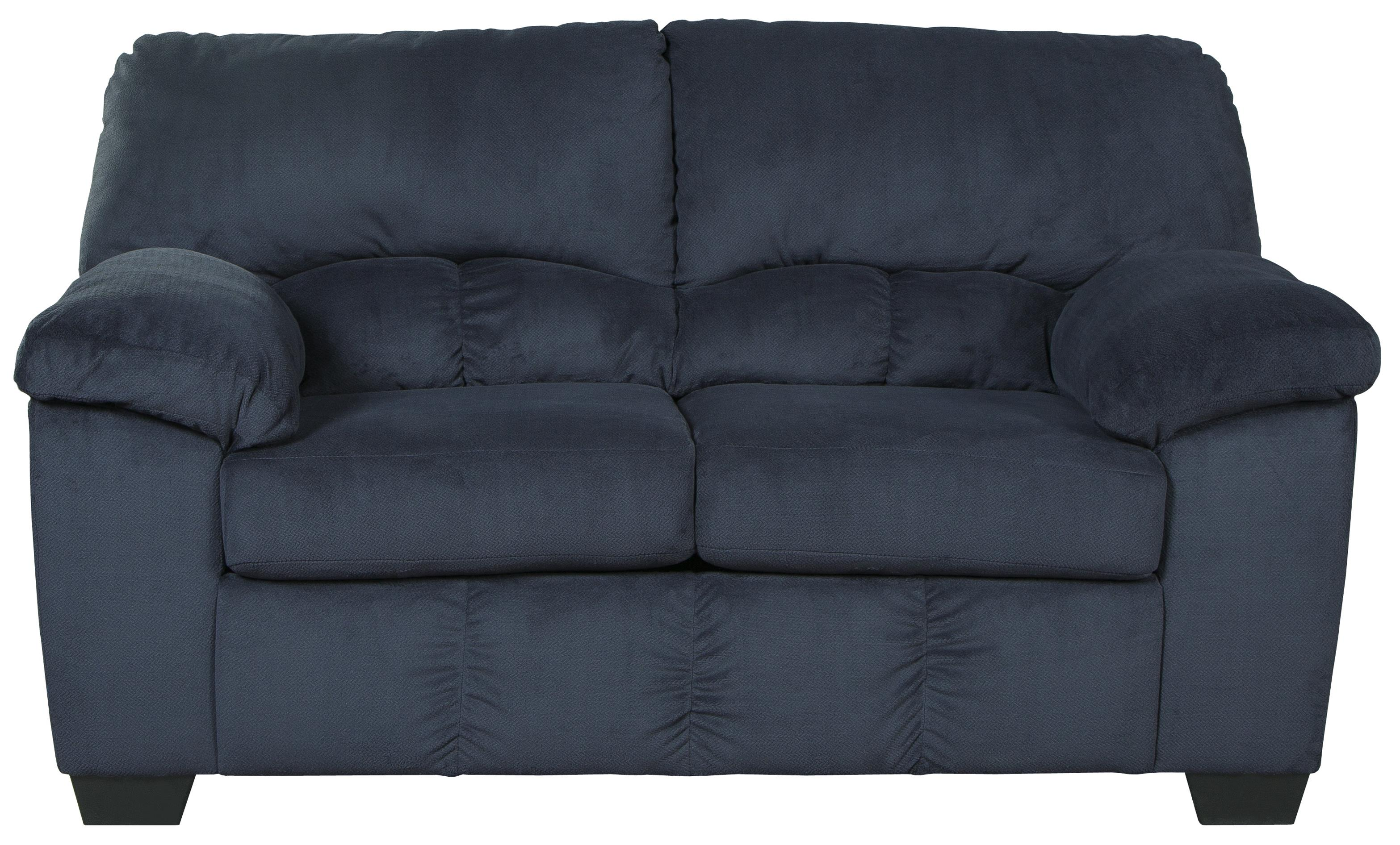 Casual Contemporary Loveseat