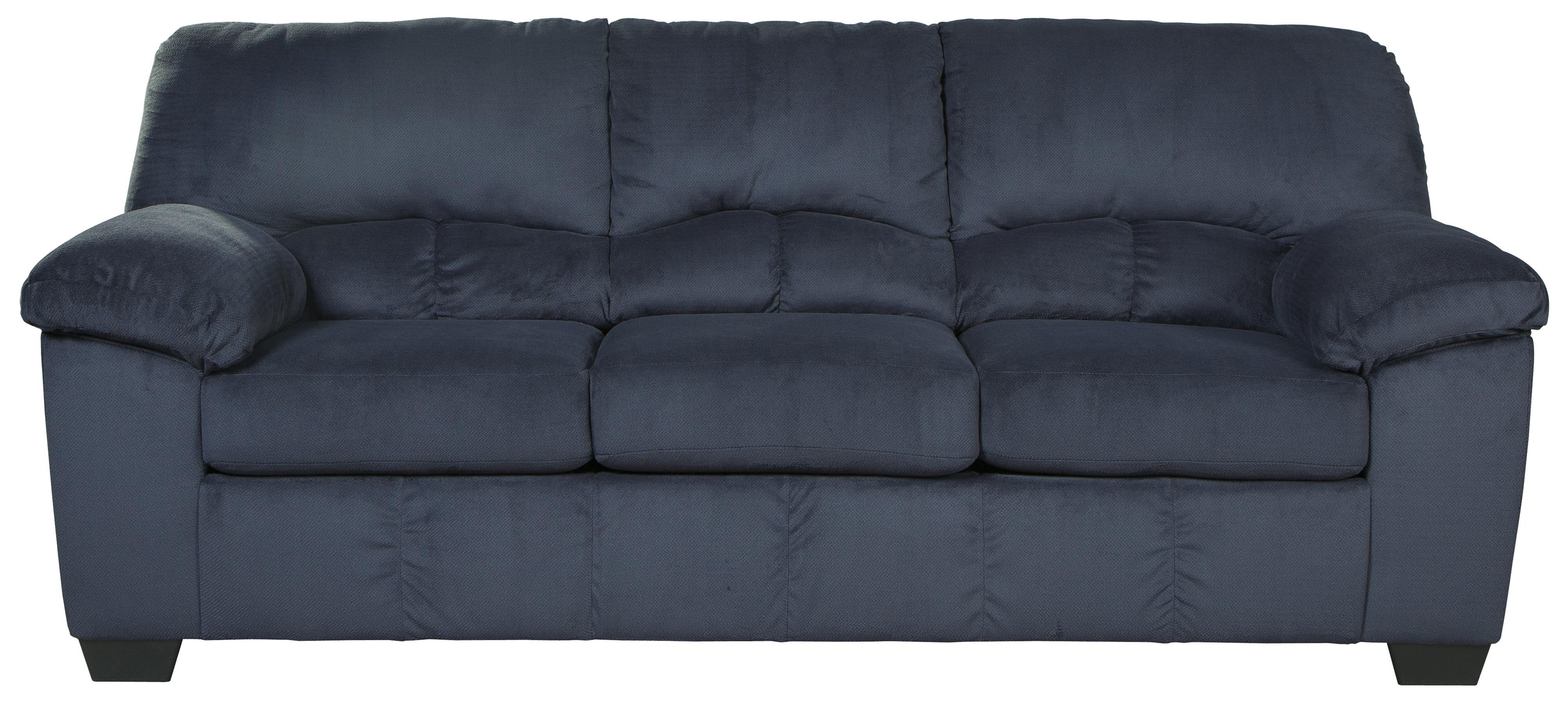 Casual Contemporary Full Sofa Sleeper
