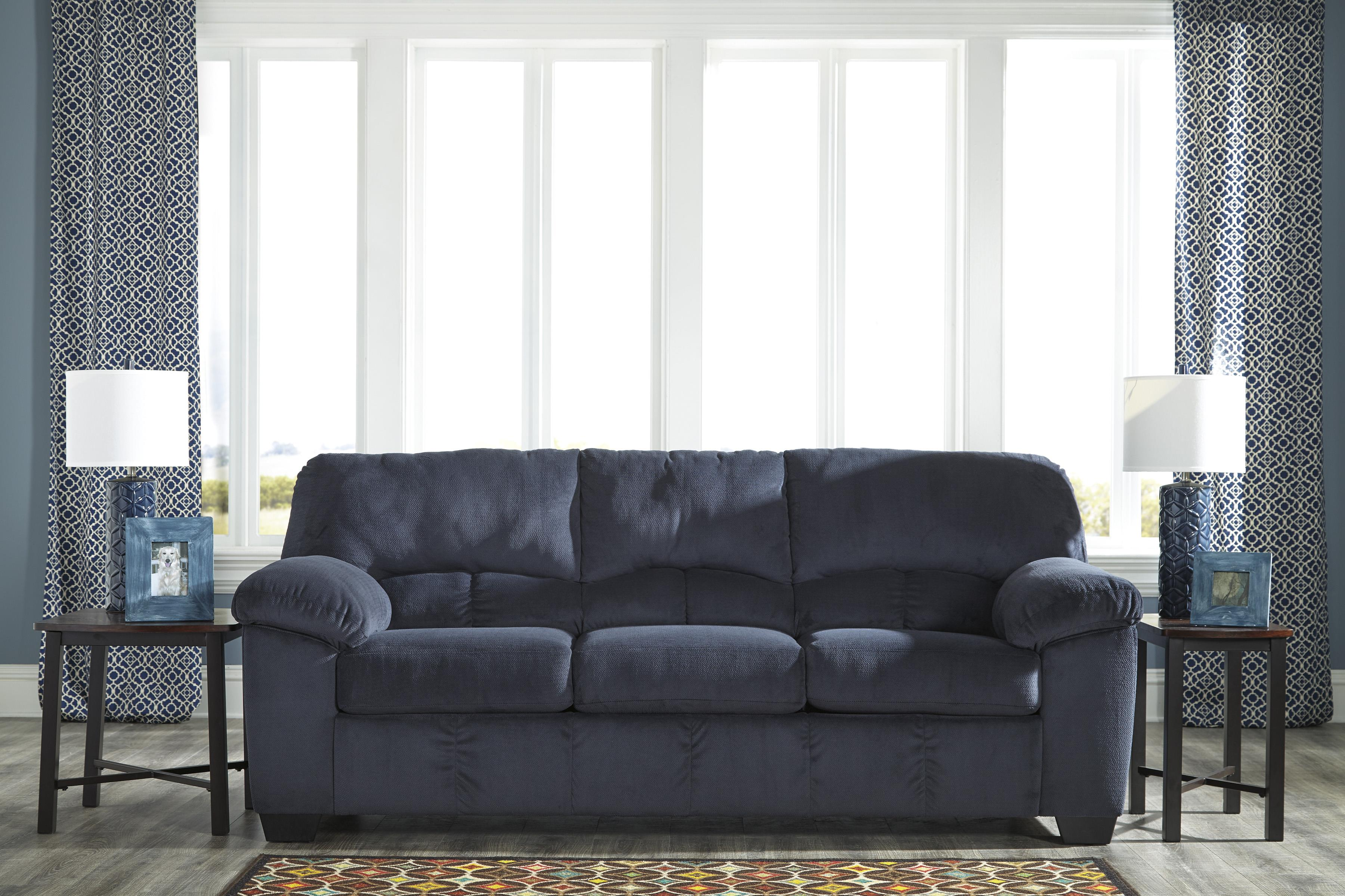 Casual Contemporary Sofa by Signature Design by Ashley | Wolf and ...