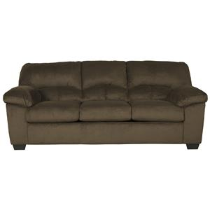 Casual Contemporary Full Sofa Sleeper