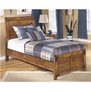 Signature Design by Ashley Delburne Twin Panel Bed