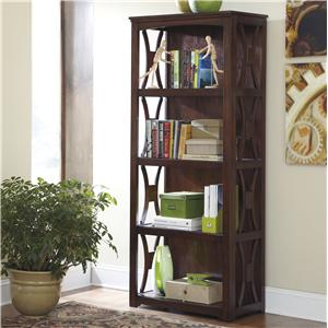 Signature Design by Ashley Furniture Devrik Bookcase