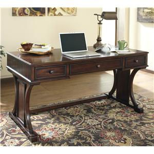 Signature Design by Ashley Devrik Home Office Desk