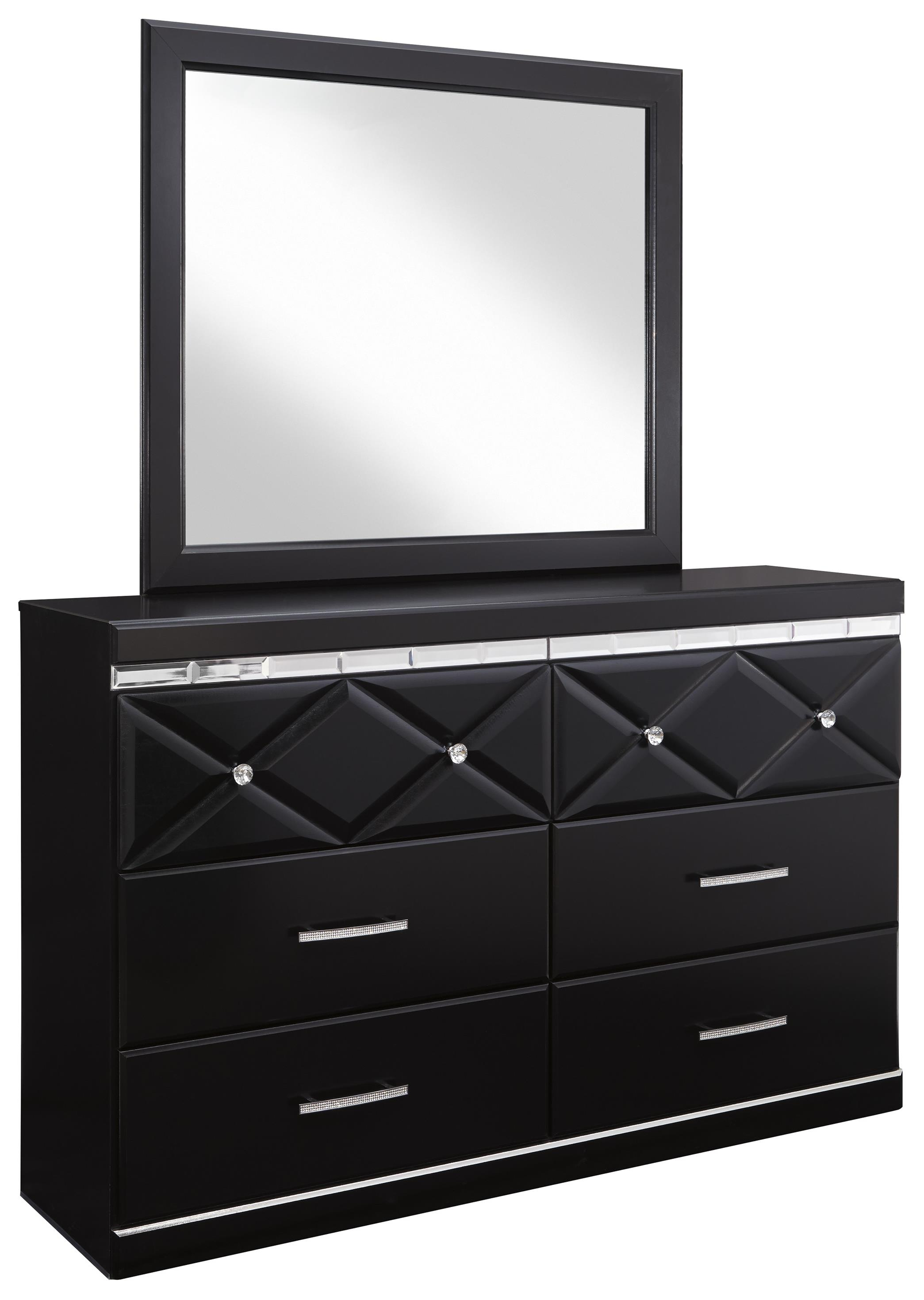 dresser combination furniture pin madison drawer with lang by mirror mirrors