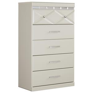 Signature Design by Ashley Dreamur Five Drawer Chest