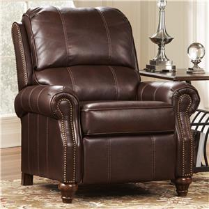 Signature Design by Ashley Birsh DuraBlend® - Brindle Low Leg Recliner