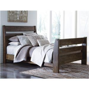 Signature Design by Ashley Emerfield King Sleigh Bed