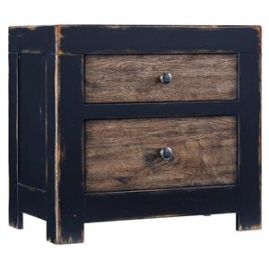 Signature Design by Ashley Emerfield Two Drawer Night Stand
