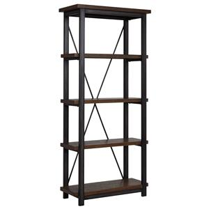 Signature Design by Ashley Gavelston Large Bookcase