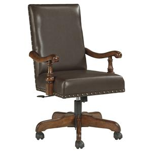 Signature Design by Ashley Gaylon Home Office Swivel Desk Chair
