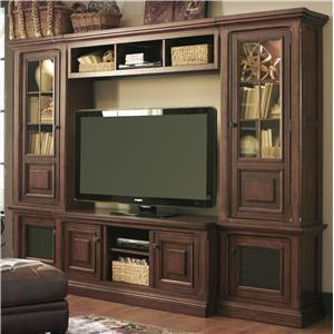 Signature Design by Ashley Gaylon Wide Pier Entertainment Center
