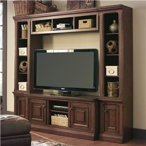 Signature Design by Ashley Furniture Gaylon Narrow Pier Entertainment Center