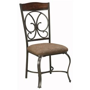 Ashley (Signature Design) Glambrey Dining Upholstered Side Chair
