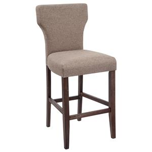Signature Design by Ashley Glosco Tall Upholstered Stool