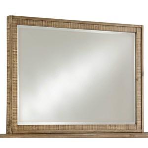 Rustic Bedroom Mirror