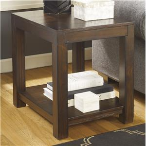 Signature Design by Ashley Grinlyn Rectangular End Table