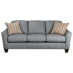 Signature Design by Ashley Hannin - Lagoon Queen Sofa Sleeper