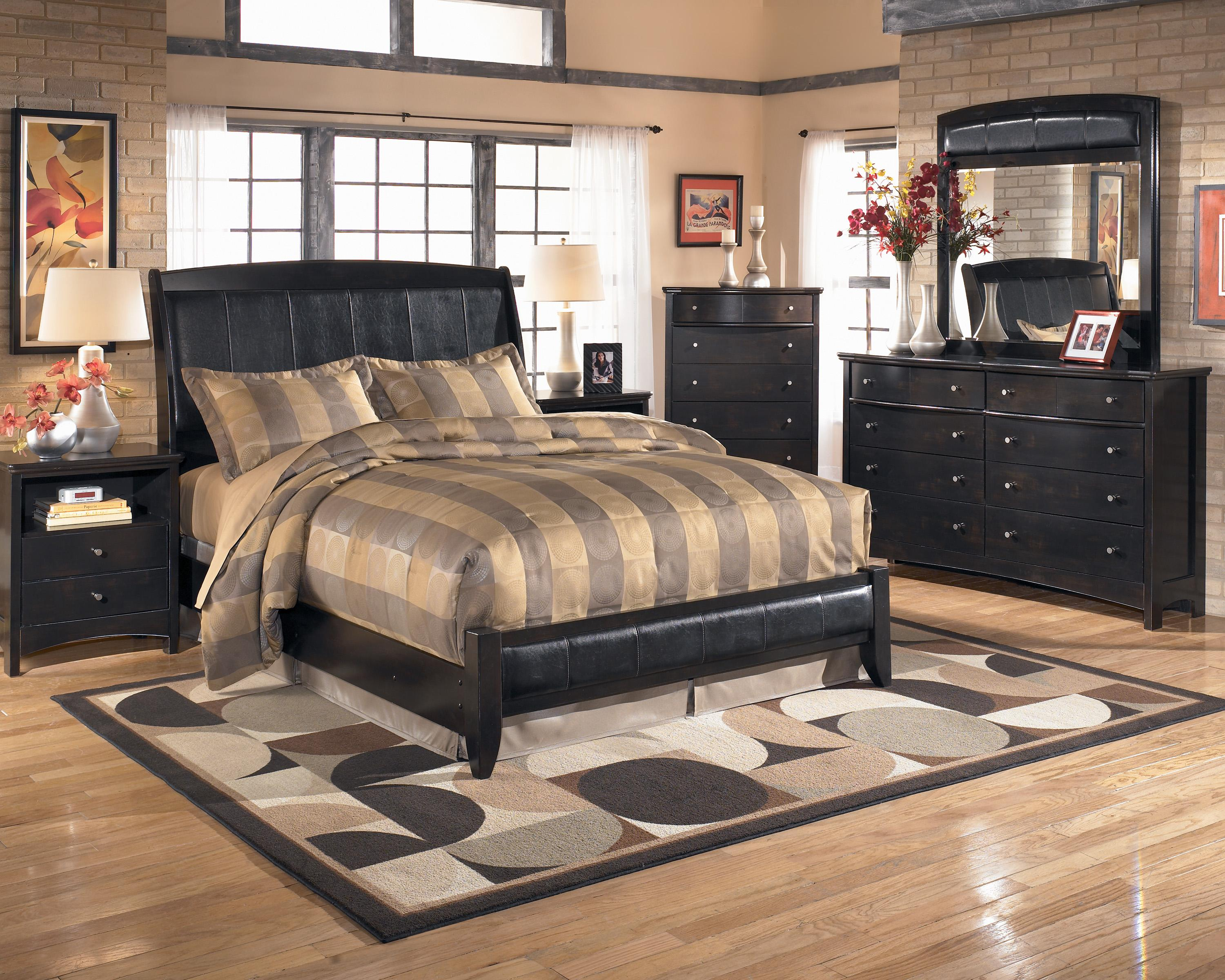 Marlo Furniture Bedroom Sets Upholstered Sleigh Bedroom Set Beaumont Upholstered Sleigh Bed
