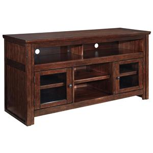 Signature Design by Ashley Harpan Large TV Stand