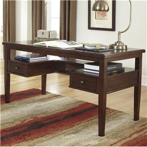 Signature Design by Ashley Furniture Hindell Park Home Office Desk