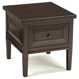 Signature Design by Ashley Hindell Park Square End Table