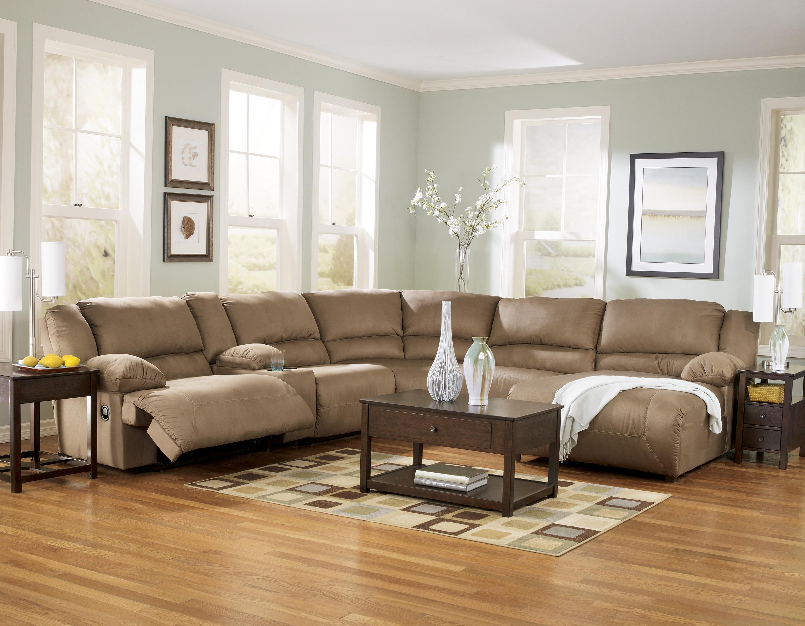 6 Piece Sectional Sofa Group