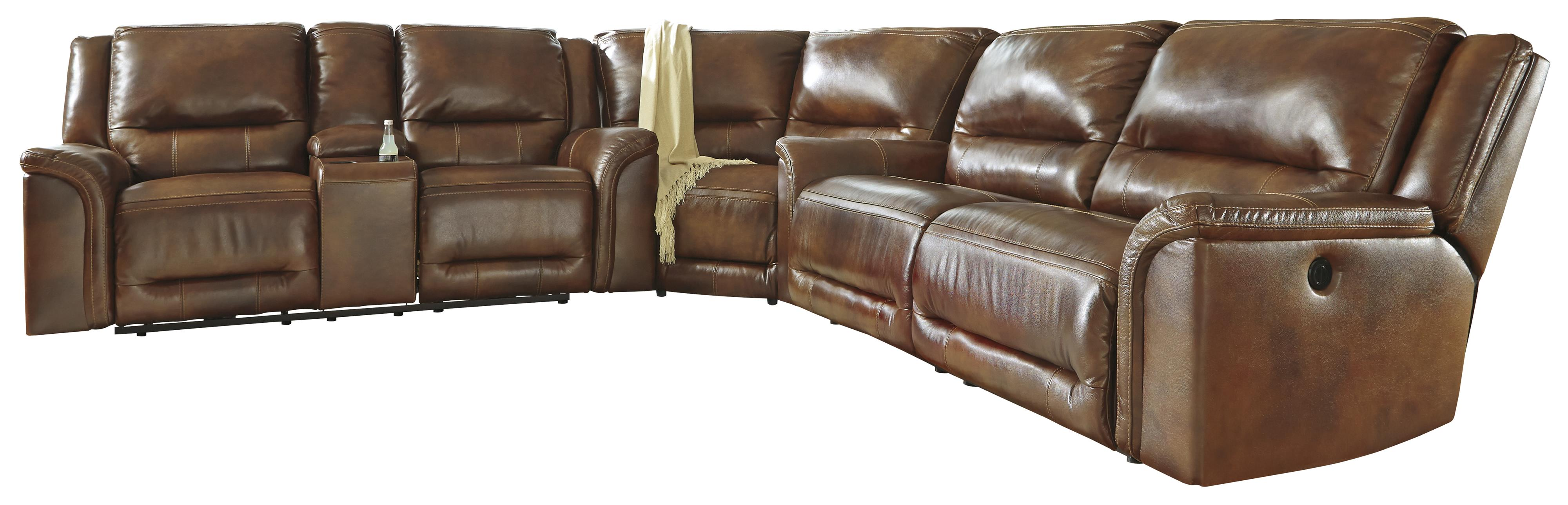 reclining match sectional ashley with design by leather wedge products sofa power contemporary furniture