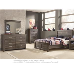 Signature Design by Ashley Juararo 3-PC Full Bedroom