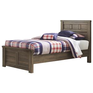Signature Design by Ashley Juararo Twin Panel Bed