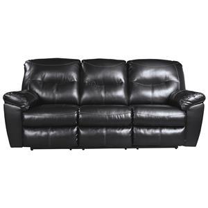 Contemporary Reclining Sofa