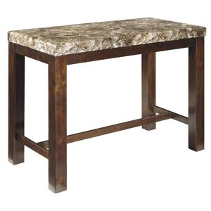 Signature Design by Ashley Kraleene Rectangular Dining Room Counter Table